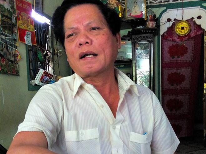 Ông Phạm Văn Thành - Ảnh: Sơn Lâm