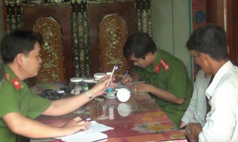 Nghi pham tham sat 3 nguoi o Tien Giang lap muu truoc 2 thang hinh anh 2