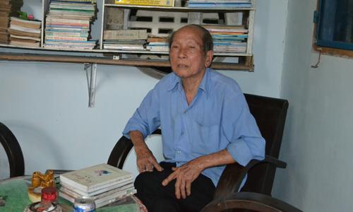 Ông Nguyễn Văn Thọ.