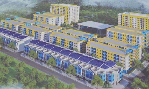 Xây dựng Thiết chế của Công đoàn tại Khu công nghiệp Mỹ Tho - Cụm công nghiệp Trung An, với vốn đầu tư khoảng 555 tỷ đồng là một trong những dự án dự kiến được cấp Giấy chứng nhận đầu tư tại Hội nghị XTĐT tỉnh Tiền Giang năm 2018.