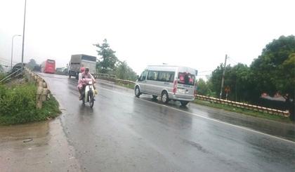 Mở rộng 4 cầu hẹp trên QL1A đoạn qua Tiền Giang