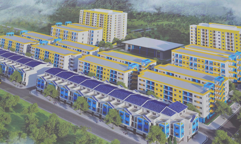 Dự án thiết chế công đoàn tỉnh Tiền Giang sẽ góp phần thúc đẩy thị trường bất động sản trên địa bàn tỉnh.