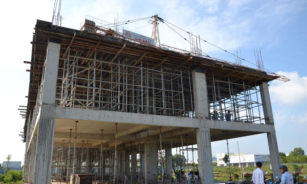 Đến cuối năm 2019, khối 3D (khoảng 160 căn hộ) thuộc Dự á-n sẽ hoàn thành và đưa vào sử dụng