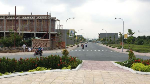 Công ty CP đ-ầu tư và Xây dựng Tiền Giang từng thi công nhiều gói thầu cũng như triển khai nhiều dự á-n khu dân cư trên địa bàn tỉnh Tiền Giang. Ảnh: Thái Sơn (Công Luận)