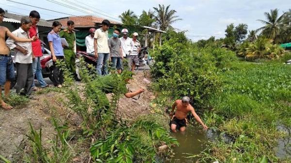 Ngày 18-6 c-ông a-n huyện Châu Thành (Tiền Giang) đang làm rõ hành vi cướp giật tài sản của Ngô Trọng Nghĩa (24 tuổi huyện Tân Phước, Tiền Giang).