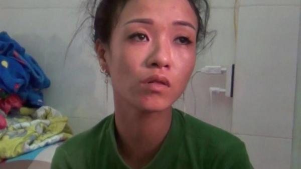 Tiền Giang: Nữ 9X trốn truy nã bị bắt khi đang ngái ngủ