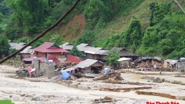 18 người chết và mất tích do ảnh hưởng của bão số 3