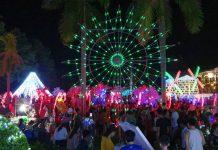 Sau Tiền Giang, Đồng Tháp chỉ còn 3 ngày nữa thôi diễn ra Lễ hội ánh sáng lung linh với hàng triệu bóng đèn Led
