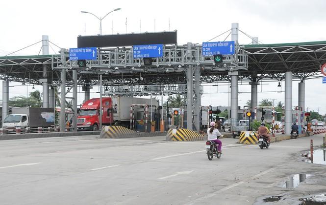 Tỉnh Tiền Giang thống nhất chọn phương án xây thêm trạm thu phí cho dự án BOT Cai Lậy. Ảnh: Cảnh Kỳ