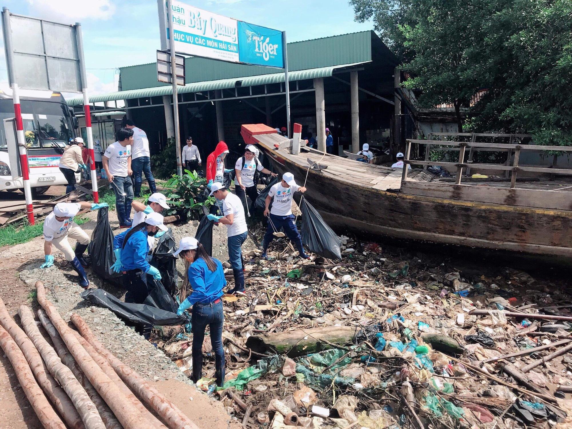 La Vie và Nestlé Việt Nam chung tay giảm thiệt hại từ hạn mặn - Ảnh 4.