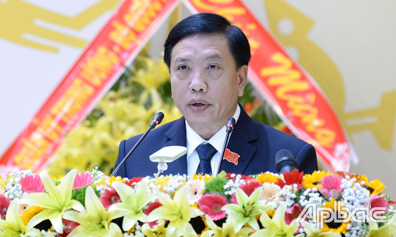 Nguyễn Thành Công, Phó Bí thư Thành ủy, Chủ tịch UBND TP. Mỹ Tho
