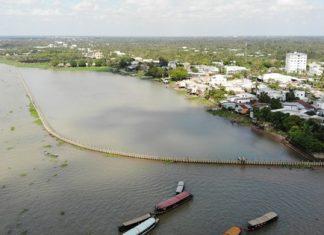 Tái khởi động dự án lấn sông Tiền để làm công viên trái cây