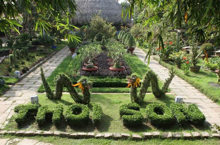 Cù lao Thới Sơn-là một điểm đến du lịch nổi tiếng ở Tiền Giang