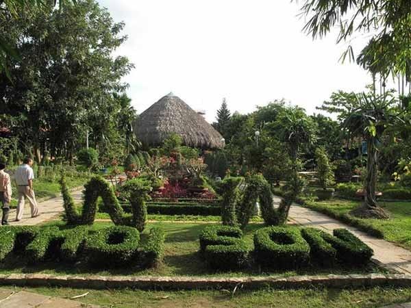 Cù lao Thới Sơn nằm ở hạ lưu sông Tiền, thuộc huyện Châu Thành, tỉnh Tiền Giang.