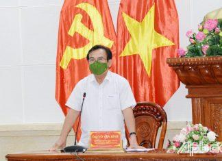 Dịch bệnh ở Tiền Giang đang giảm dần nhưng phải quyết tâm hơn nữa